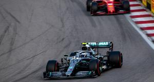 Grand Prix du Brésil de F1 : nouveau départ de folie après la de la safety car