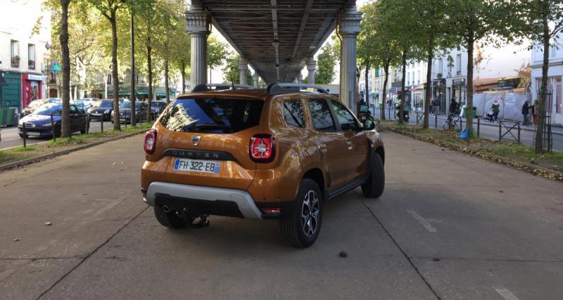 Malus sur Dacia Duster, Dokker et Lodgy TCe : en novembre, c'est cadeau !
