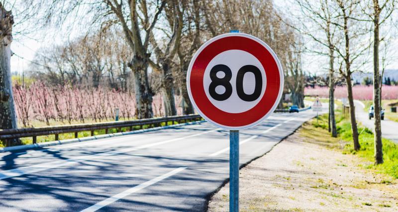 Sans permis valide, flashé à 154 km/h sur une route limitée à 80