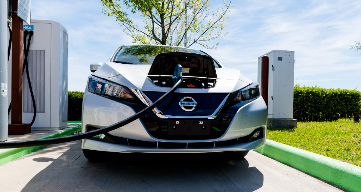 Auchan : 7,50 euros la demi-heure pour charger sa voiture électrique