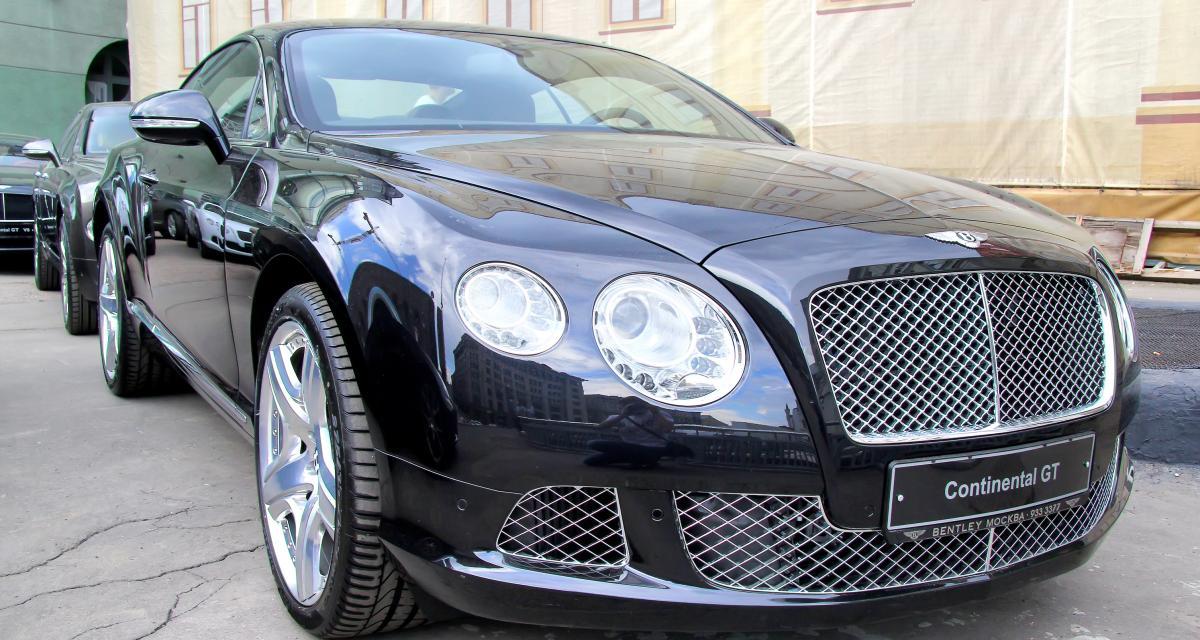 Excès de vitesse en Bentley : retrait de permis pour Christian Benteke