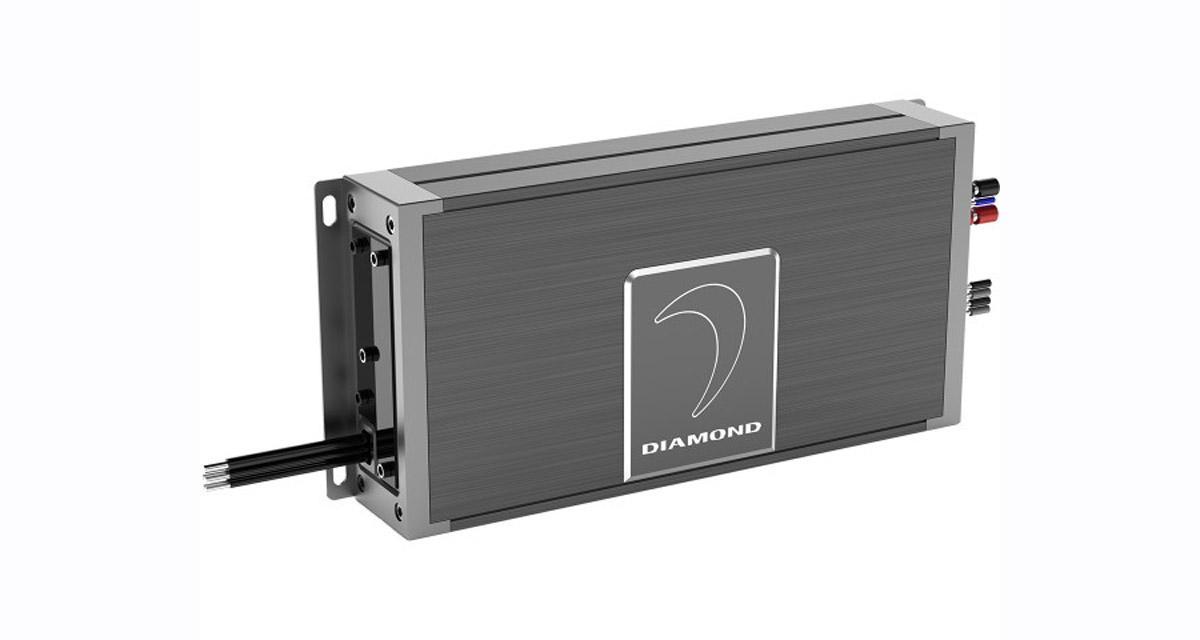Diamond Audio étoffe sa gamme d'amplis avec des modèles étanches pour les véhicules de loisir
