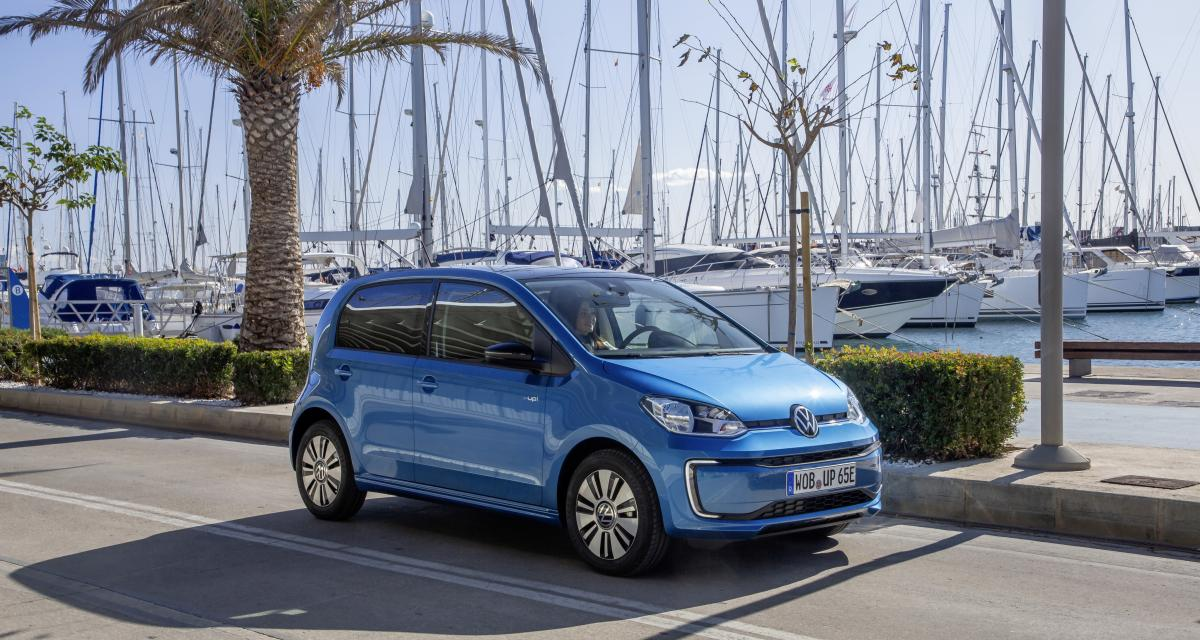 Volkswagen e-Up! : moins chère pour plus d'autonomie