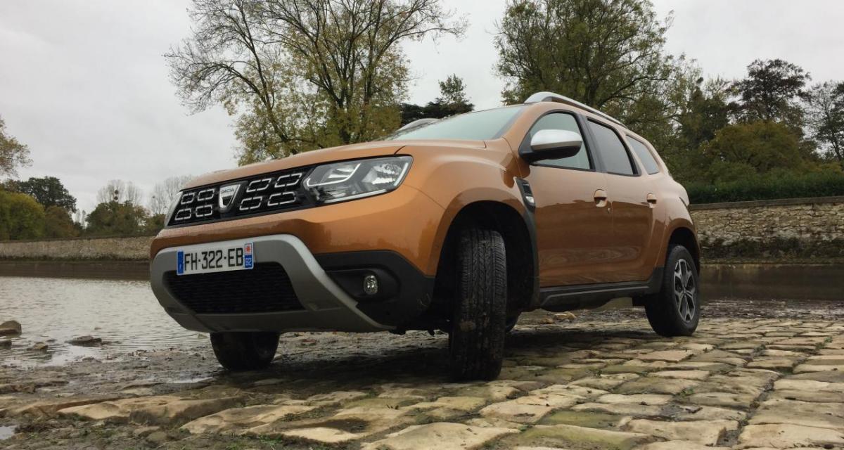Roulez en Dacia Duster pour 5 euros par jour !