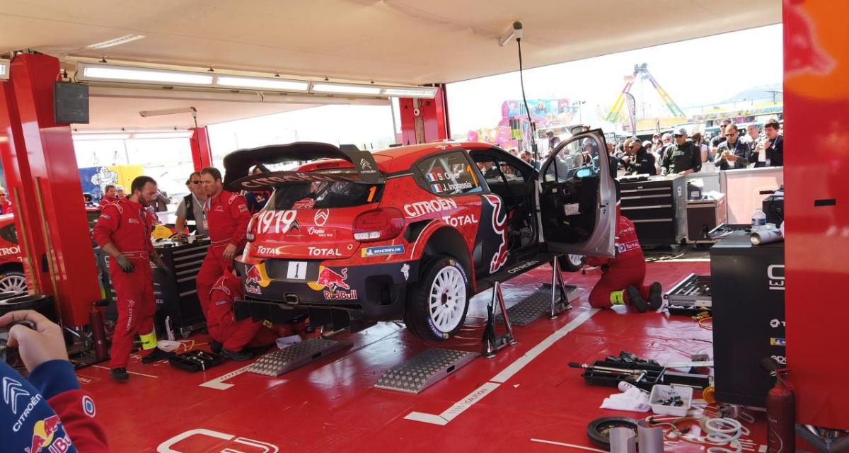 Citroën arrête le WRC dès 2020 ! (officiel)