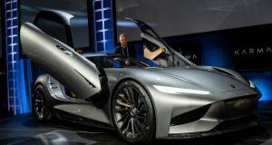 Karma SC2 : les photos du concept / simulateur au LA Auto Show 2019