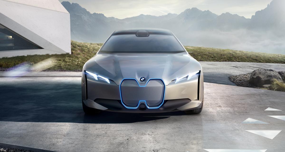 BMW i4 et technologie eDrive : ce que l'on sait de la berline-coupé 4 portes