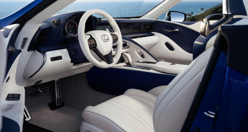 Un vrai cabriolet de luxe