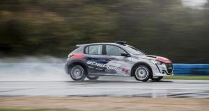 Peugeot 208 Rally 4 : prête pour en découdre