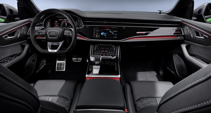 "Design typiquement ""Audi RS"""