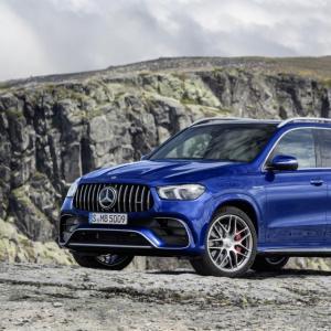 Mercedes-AMG GLE 63 et 63 S : 600 ch en moyenne pour les SUV hautes performances
