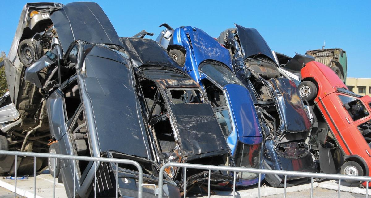 Soupçonné d'avoir dégradé 900 véhicules depuis 2013
