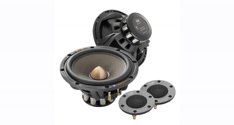 Blam Audio commercialise un nouveau kit 2 voies haut de gamme