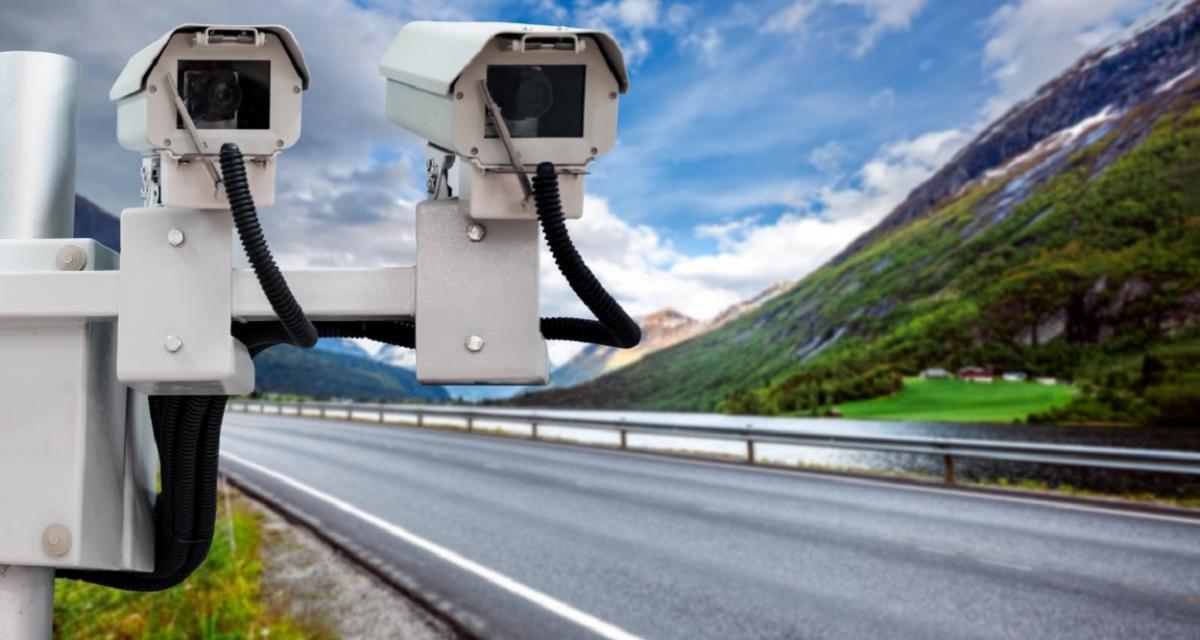 Deux radars tourelles détruits dans le département de l'Hérault