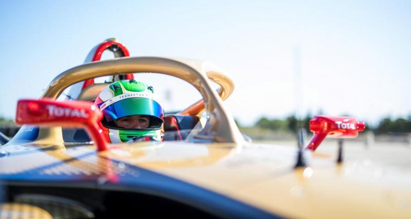 Jean-Eric Vergne - Formule E ePrix de Dariyah : « J'adore ce circuit »