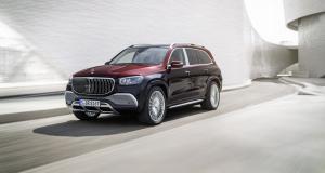 Mercedes-Maybach GLS 600 : concentré d'indécence ?