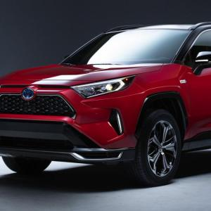 Le Toyota RAV4 Hybride Rechargeable en 3 points
