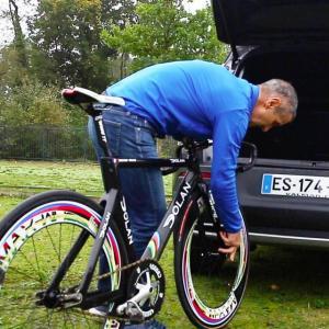 A chacun sa route #2 : Michel Briat, cycliste sur piste