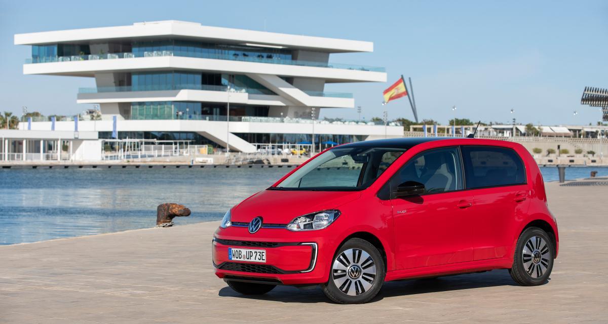 Essai de la Volkswagen e-up! 2.0 : énergies positives