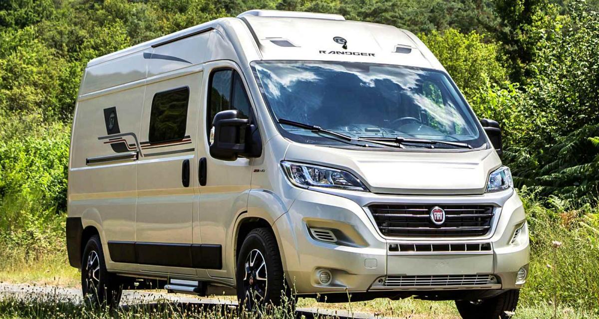Camping-car : Randger R602, le conquérant