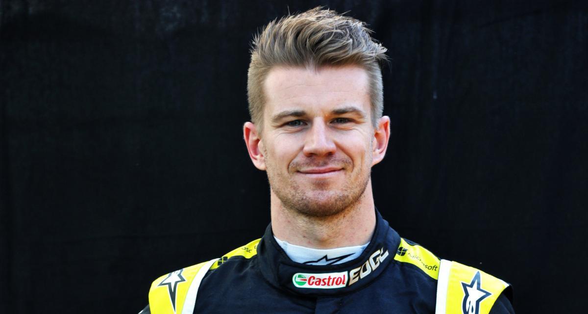 Formule 1 : Hulkenberg assure qu'il ne prendra pas sa retraite