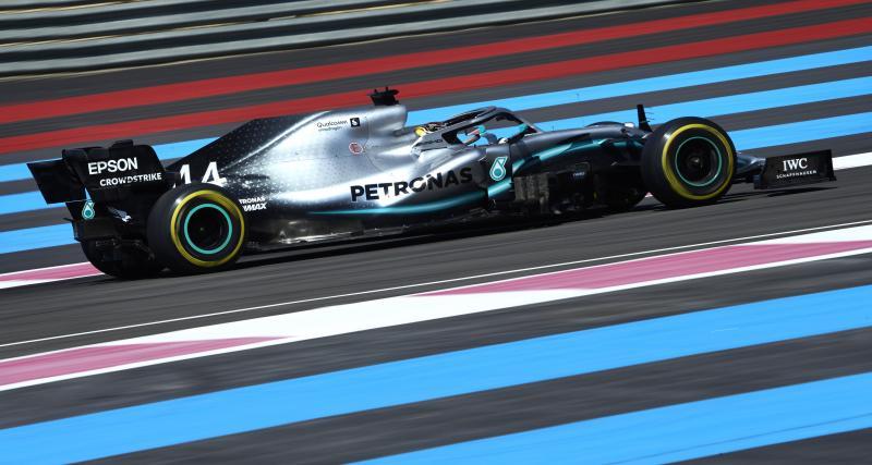 L'historique de Lewis Hamilton à Abou Dabi