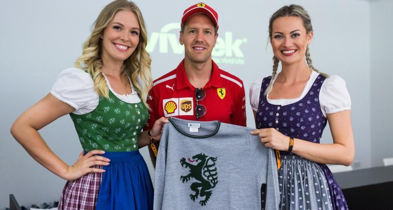 les résultats de Sebastian Vettel à Abou Dabi