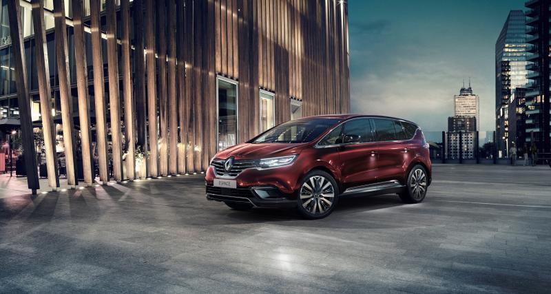 Nouveau Renault Espace : le diable se niche dans les détails