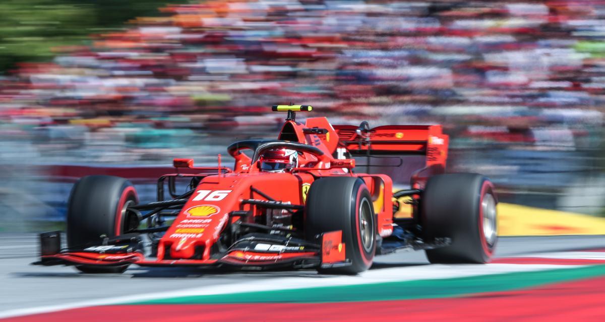 Grand Prix d'Abou Dabi de F1 : l'historique de Charles Leclerc