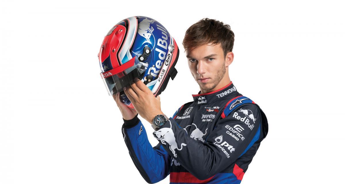 Grand Prix d'Abou Dabi de F1 : l'historique de Pierre Gasly