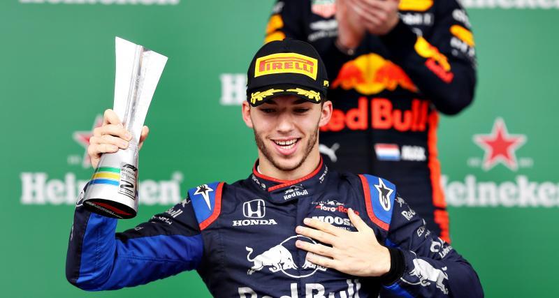Grand Prix d'Abu Dhabi de F1 : Gasly sur sa lancée du Brésil ?