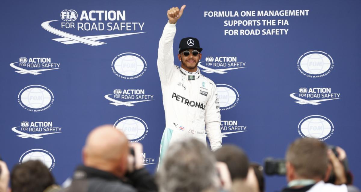 Lewis Hamilton : les 5 chiffres de sa saison parfaite