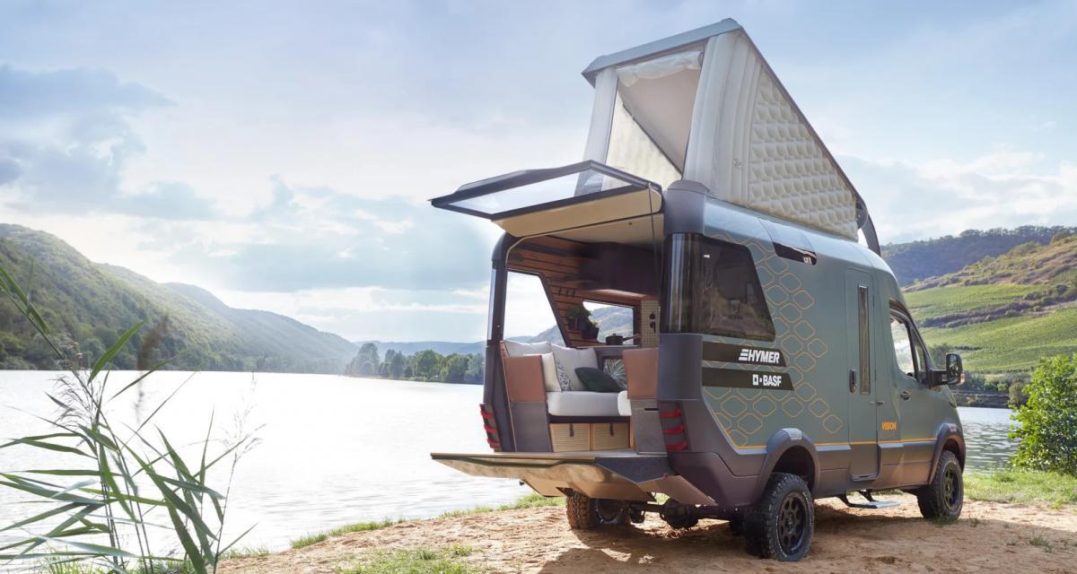Hymer Vision Venture : le camping-car de 2025