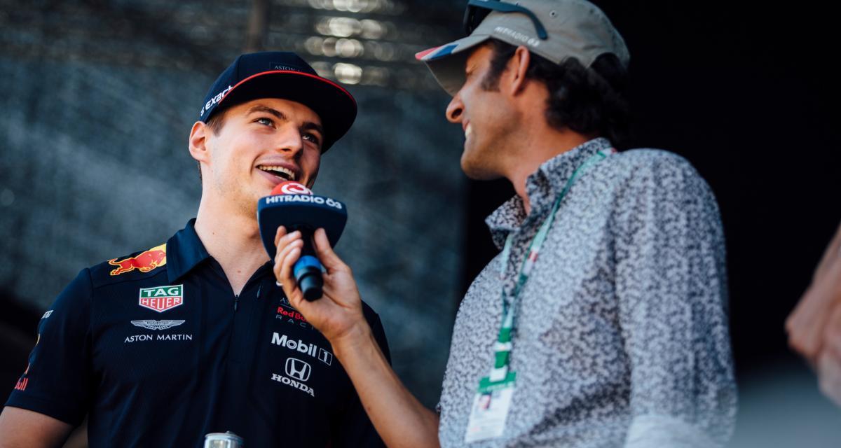 Formule 1 : Verstappen satisfait du moteur Honda