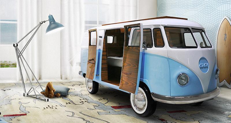 Bus Van Circu : offrez un camping-car à votre enfant !