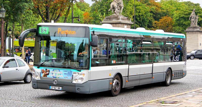 Un bus à hydrogène de la RATP va rouler dans Paris