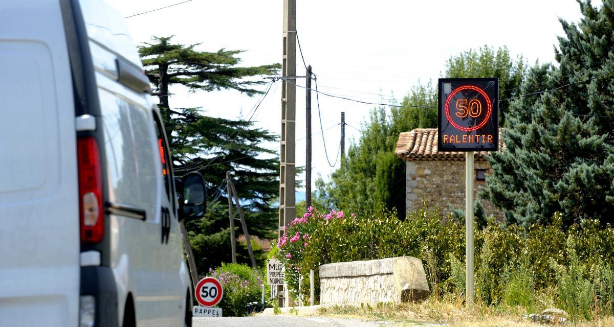 Un nouveau radar-tourelle débarque dans l'Essonne