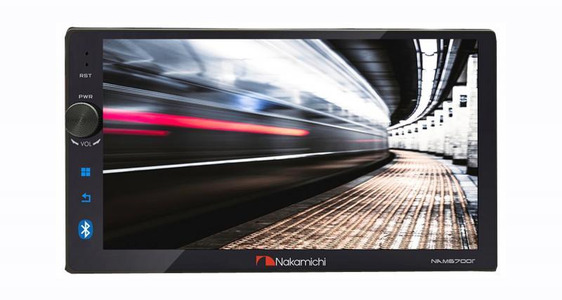 Nakamichi commercialise un autoradio multimédia fonctionnant sous Android 9