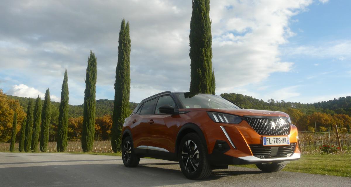 Peugeot 2008 : les photos de notre essai du SUV citadin de seconde génération