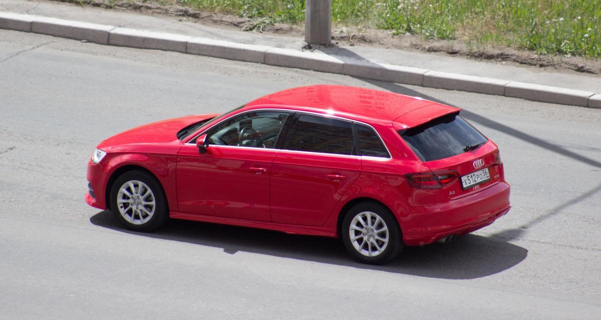 Flashé en Audi à 227 km/h à Marseille !