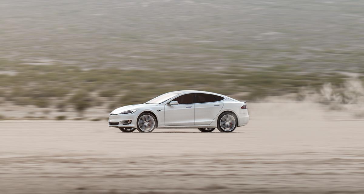 Tesla Model S : 1 million de kilomètres parcourus au volant !