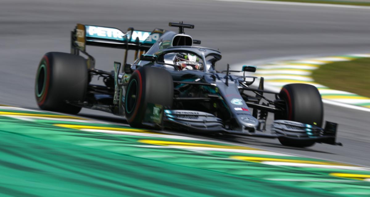 Grand Prix d'Abu Dhabi de F1 : meilleur temps pour Bottas