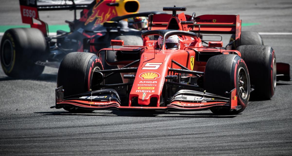 Grand Prix d'Abu Dhabi de F1 : Vettel à la faute lors des essais libres 1