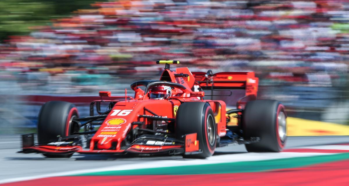 """Leclerc : """"Nous devons être moins agressifs avec Sebastian"""""""
