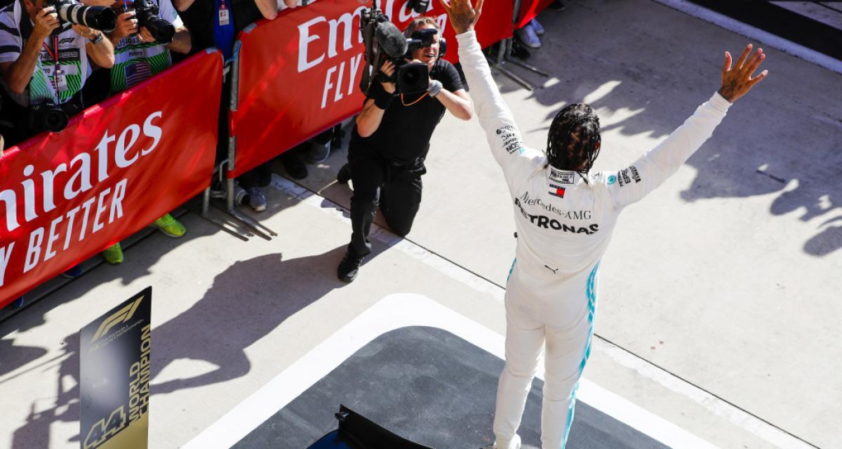 Formule 1 : Binotto penserait-il à Hamilton en 2021 ?