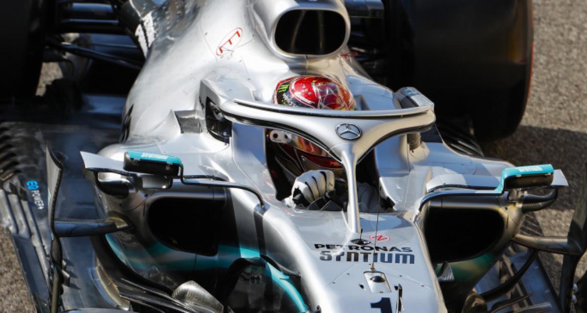Grand Prix d'Abu Dhabi de F1 : Hamilton en pole, la grille de départ