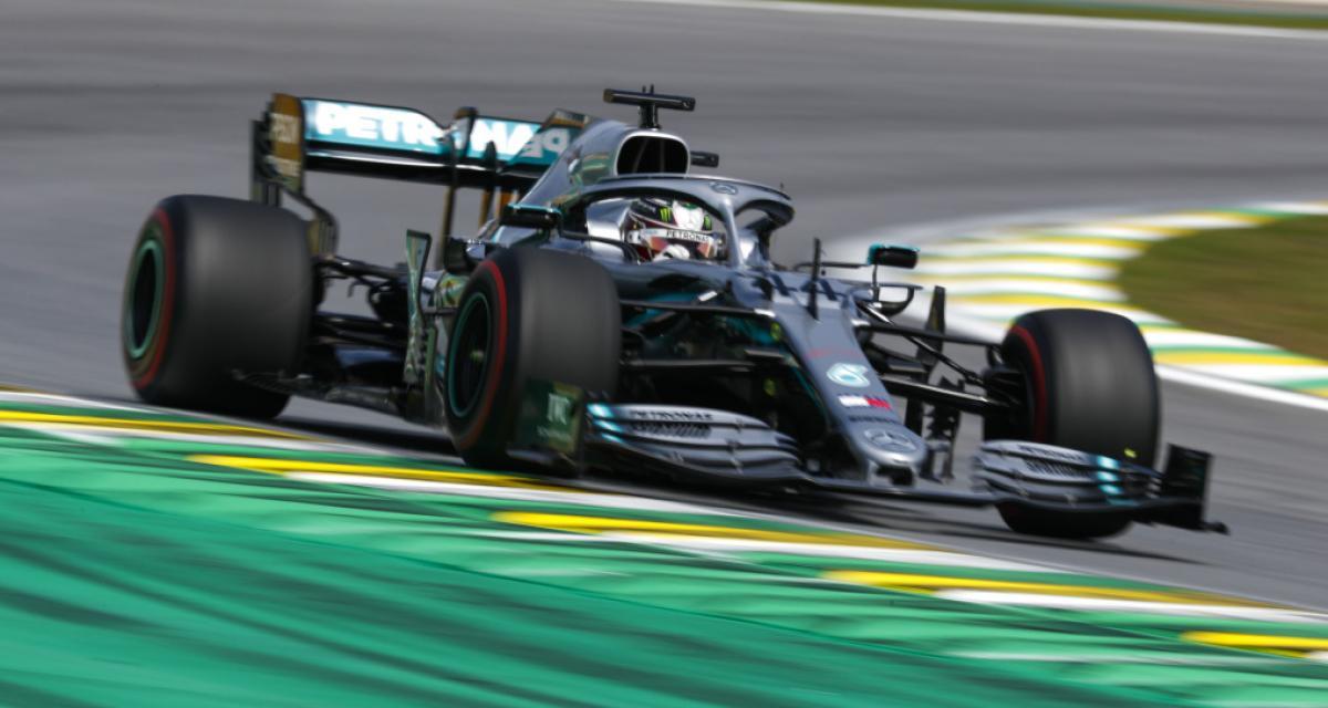 Grand Prix d'Abu Dhabi de F1 : la réaction d'Hamilton