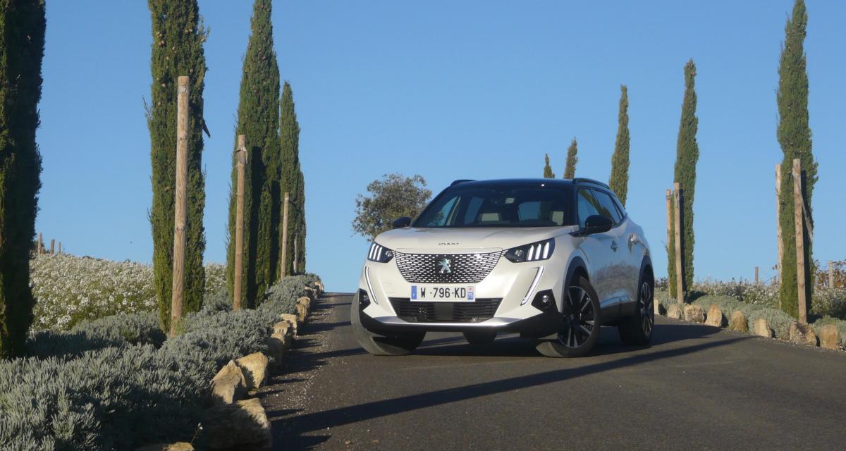 Essai du Peugeot e-2008 : du talent, à sa décharge