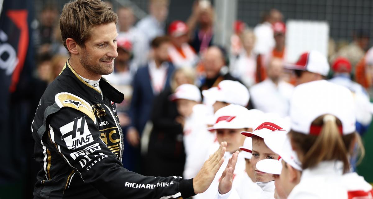 Grand Prix d'Abu Dhabi de F1 : Grosjean fataliste
