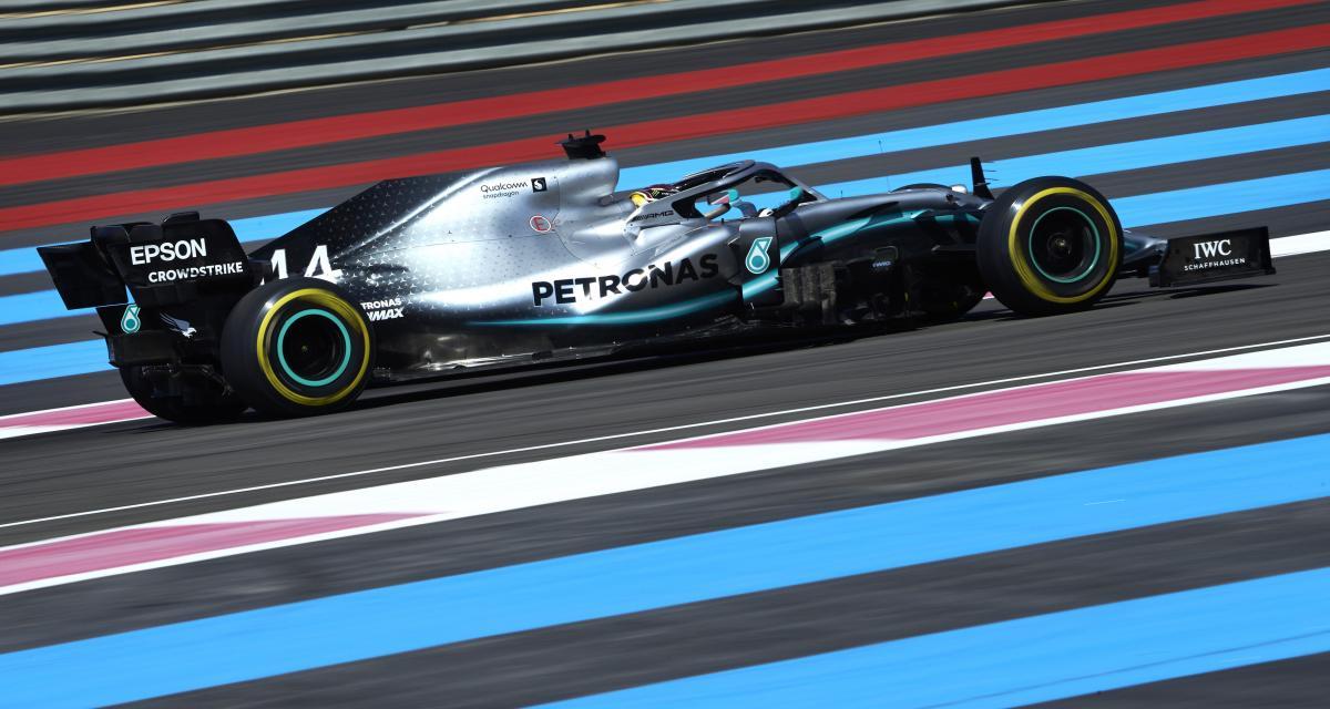 Grand Prix d'Abu Dhabi de F1 : victoire de Lewis Hamilton, le classement de la course